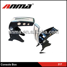 ANMA selective material\color type car console box car armrest console box