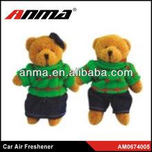 New design air freshening lovely auto air freshener