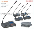 Conference Microphone System with Voting (TL-VB6000)