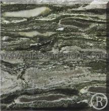 Snow Green Marble / Bawang Flower Marble
