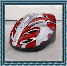 11 vent white EPS bicycle/bike helmet