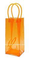 Transparent PVC Wine Bag