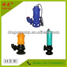 0.75-220kw submersible sewage centrifugal water pump