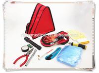 Top quality auto safety kit car survival kit set