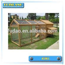 cheap outdoor wooden chicken coop/chicken house/bibby coop
