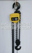 SLH-B type manual chain block chain hoist 0.5-30Ton manufacture!