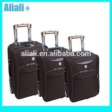high quality travel luggage bags soft trolley suitcase eva luggage upright