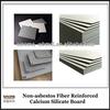 Non-asbestos new building construction materials Calcium Silicate Board