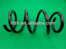 estrictas normas de calidad del coche suspensión de compresión de primavera de la bobina
