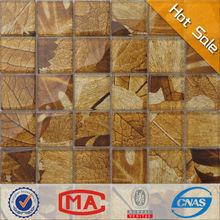 JY-G-50 Laminated glass mosaic Chinese Culture decorate Element beautiful mosaic patterns