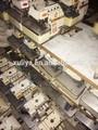 siruba 747 usado de segunda mão recondicionados siruba overlock máquina de costura