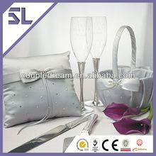 Decorative Platinum by Design Bridal Wedding Accessories