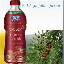 500ml PET bottle Wild Jujube juice fruit