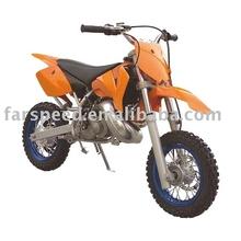 50cc 2-stroke Water-cooled Dirt bike