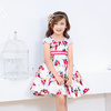 children garment/cotton children garment/ chiffon children garment