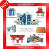 fly ash brick making machine QT4-15 cement block making machine