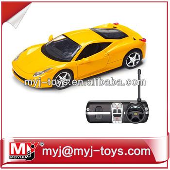 Top Selling 1:24 rc car using metal material remote control drift car YK003431
