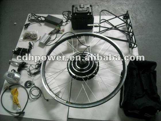 1000 w / 1500 w e - kit de conversión de bicicletas / eléctricos de la bicicleta