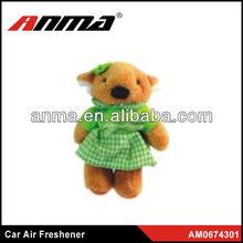 car interior accessories plush toy air freshener/perfume Little Bear air freshener