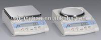 force balance transducer ( accuracy readability 1g, 0.1g, 0.01g, 0.001g, 0.0001g, 1mg, 0.1mg )