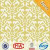 JY-P-D01 bisazza gold mosaic tile Luxurious palace decorative mosaic popular gold pattern wallpaper