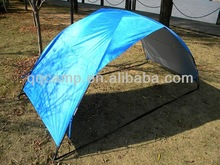 Beach shade tent for 3-4 persons