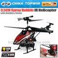 3.5ch spray ir helicóptero de la burbuja personal reh66v757 helicópteros para la venta