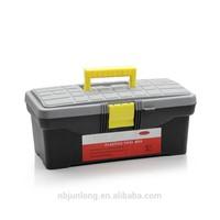 Plastic tool box storage box for car