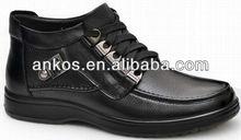 Top 2014 new arrive men's casual shoes Lace-up high shoe luxury wearproof shoes Size:40-46