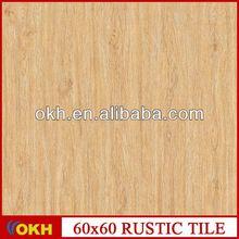 Light Color Porcelain Tile Wood Grain 24x24inch