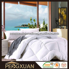 hotel bedding linen duvet/ quilt/ comforter with duck/ goose down/ cotton/ polyester filling