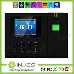 New Design TFT Color Display Network fingerprint new bio punch clock