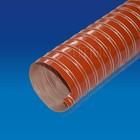 silicone coated high temperature media suction hose