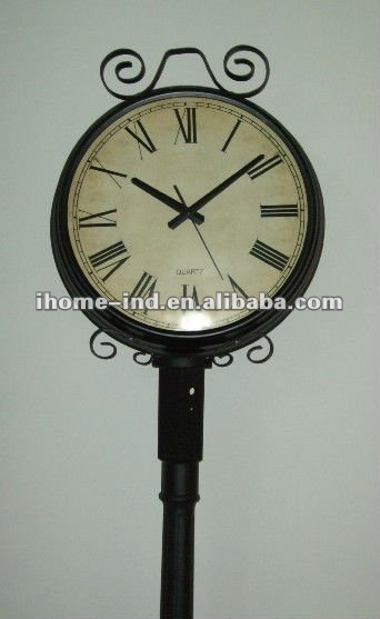 Floor Standing Outdoor Clocks 103