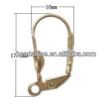 earring,brass,fashion earrings big,earring jhumka,diamond long ear,17.5x10mm,0.9mm thick,cup diameter:6mm,nickel free,lead safe