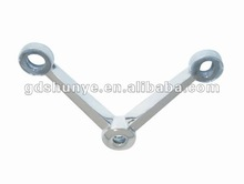 Stainless steel spider fittings for construction (SF-2002-90)