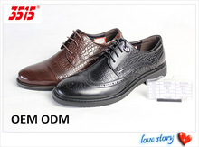 2015 New Design in Leather Men Shoes, Fashion Leather Shoes