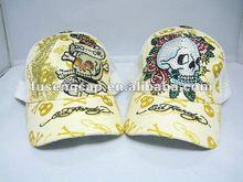 2013 fashion embroidered mens skull baseball caps