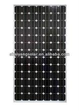 High power 220w mono solar panel