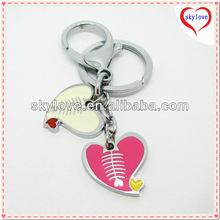 sweet hearted keychain