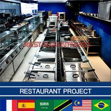 Restaurant Project Kitchen Equipment
