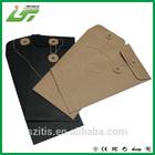 brown kraft paper envelope with string
