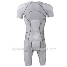 Tight Rugby Shirt with Shoulder Pads