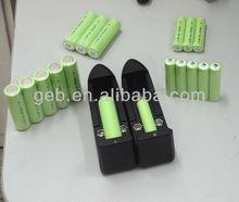 1.2V 2500mAh NIMH AA/AAA cylindrical battery