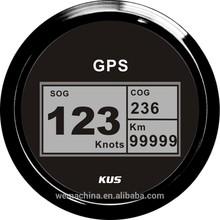 85mm gps speedometer,kus speedometer,digital gps speedometer | CCSB-BN | KY08022