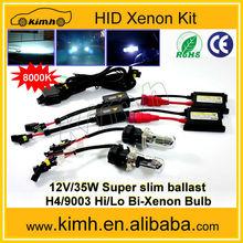 Wholesale 12v 35w Slim Ballast Hi/Lo Bixenon Bulb HID Kits