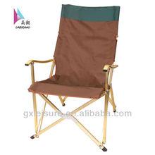 Korea Aluminium folding camping relax chair