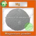 el metal de magnesio en polvo para fuegos artificiales de la materia prima