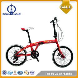 OCEAN 20# Alluminium folding bike/bicycle/transportation/sports for boys