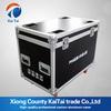 Professional custom aluminum storage flight case with wheels